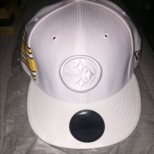 Brand new Steeler SnapBack hat
